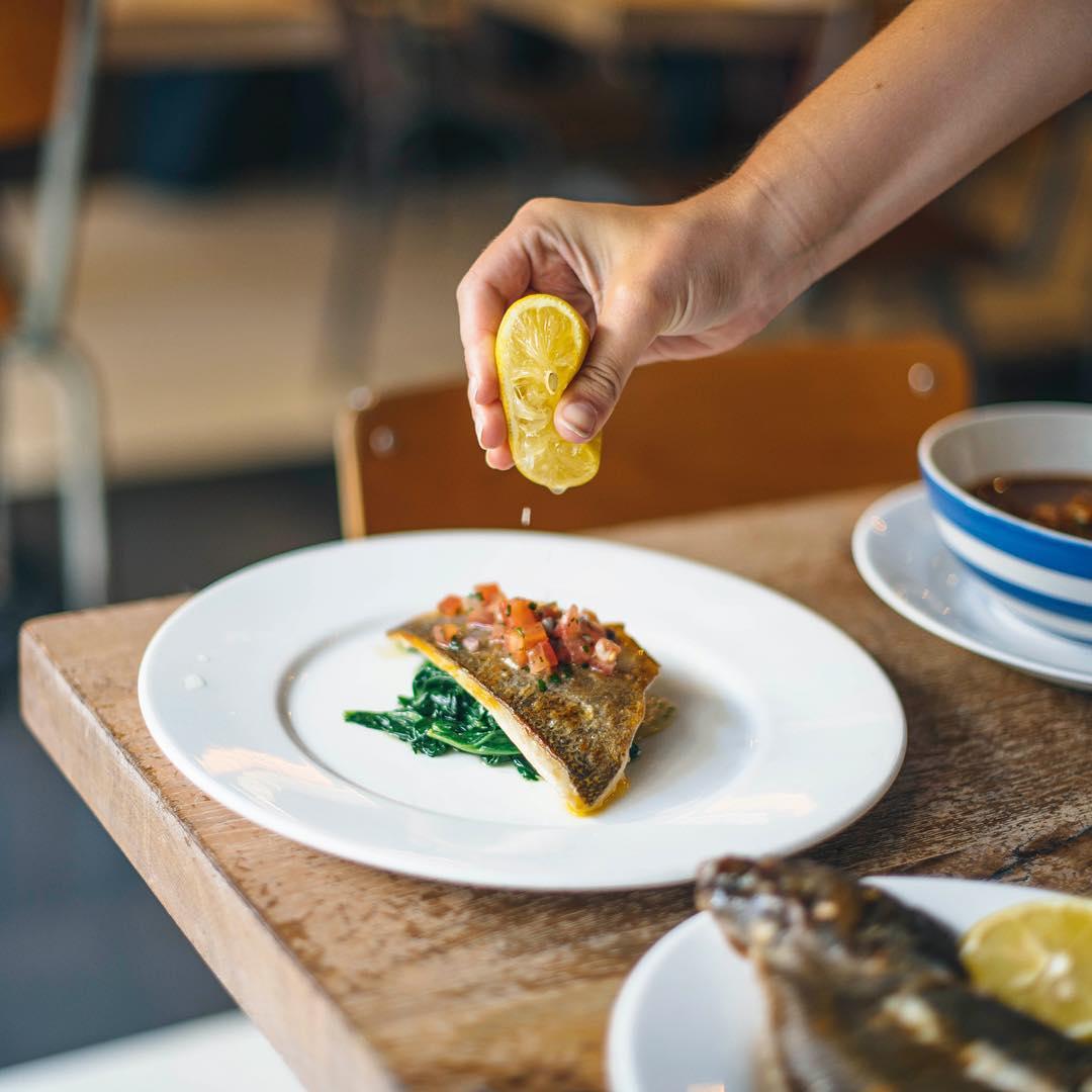 Book a London restaurant
